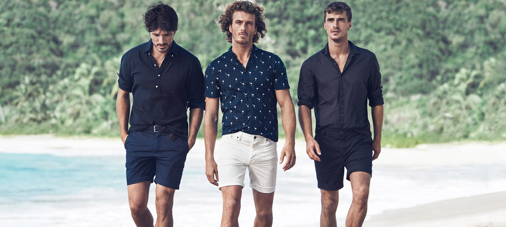 The Best Men's Shorts Guide You'll Ever Read | FashionBea