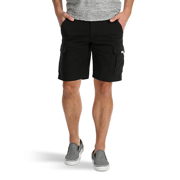 Men's Relaxed Fit Stretch Cargo Short | Mens Shorts by Wrangler