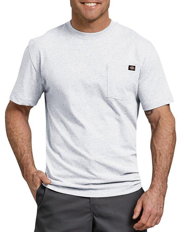 Short Sleeve Heavyweight Crew Neck T Shirt | Mens Shirts | Dicki