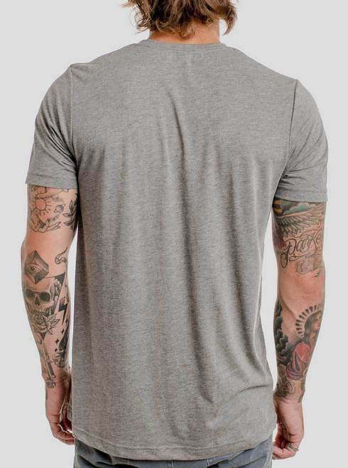 Old Man and The Sea T Shirt - FREE Shippi