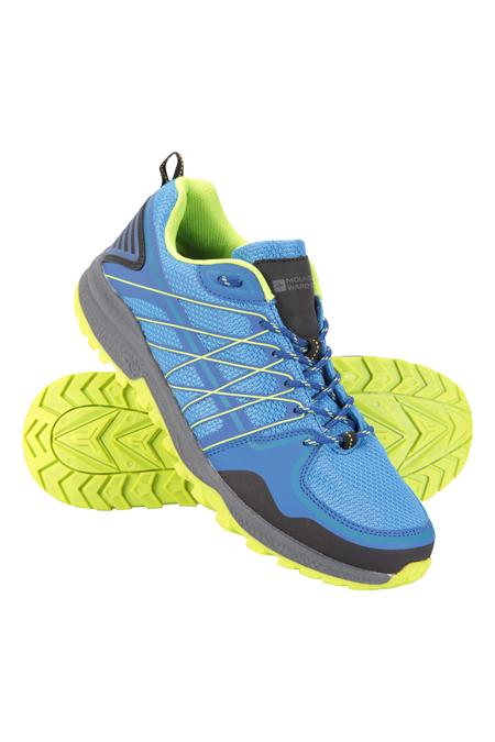 Track Mens Trainers | Mountain Warehouse