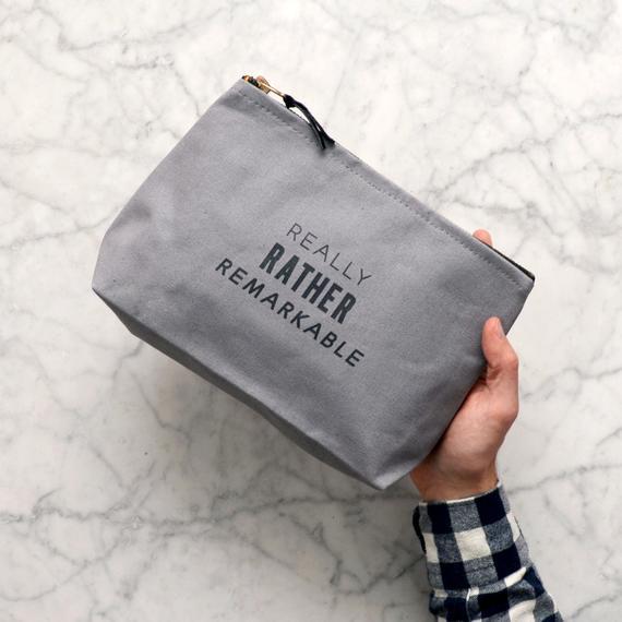 Men's Wash Bag Man Toiletry Bag Gift For Dad | Et