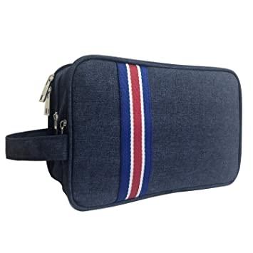 Amazon.com : Mens Toiletry Bag, Shaving Wash Bag for Travel 3 .