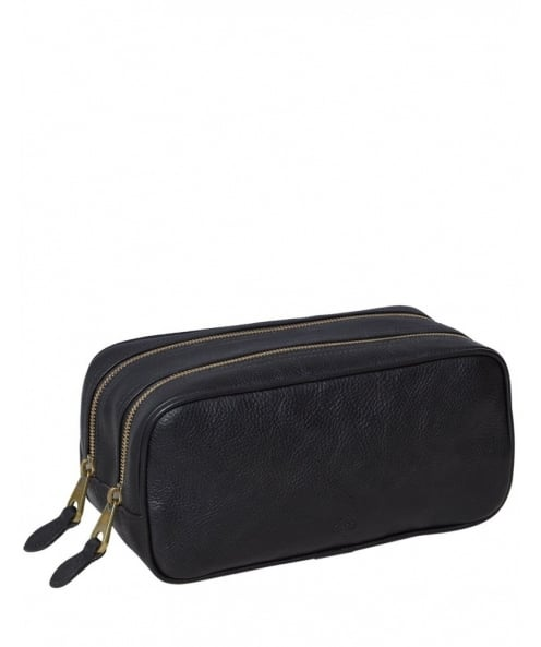 Mulberry Bags UK - Men's Mulberry Leather Wash Bag - Mulberry Wash .