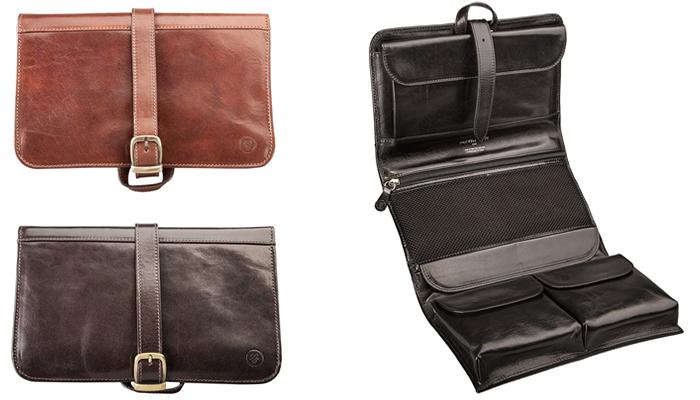 Best Men's Leather Wash Bag Uk | Jaguar Clubs of North Ameri