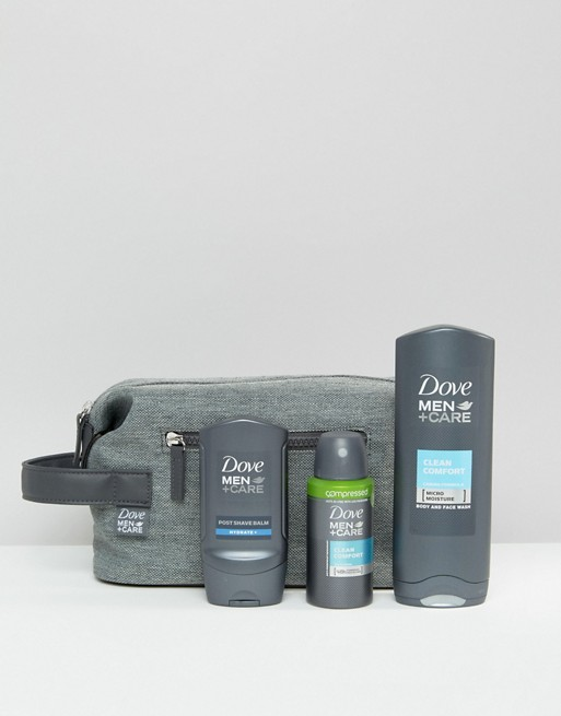 Dove Men Care Total Care Wash Bag | AS