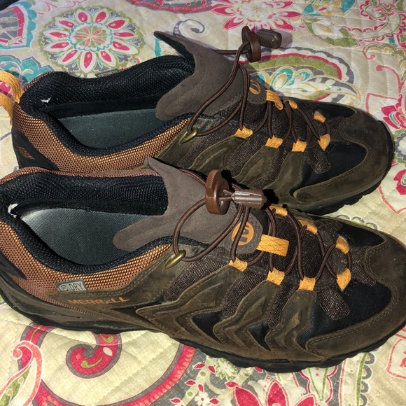Merrell Shoes | Merrill Outdoorhiking Size 11 Lock Laces | Poshma