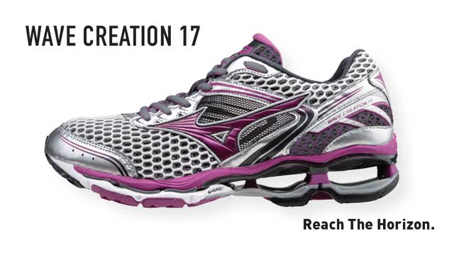 Mizuno Wave Creation 17 Shoe Review - Sport Seasons Bl