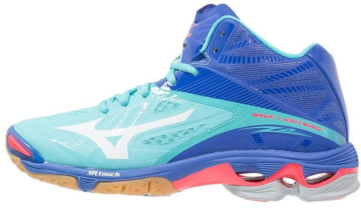 Mizuno WAVE LIGHTNING Z2 Volleyball shoes capri/diva pink/dazzling .