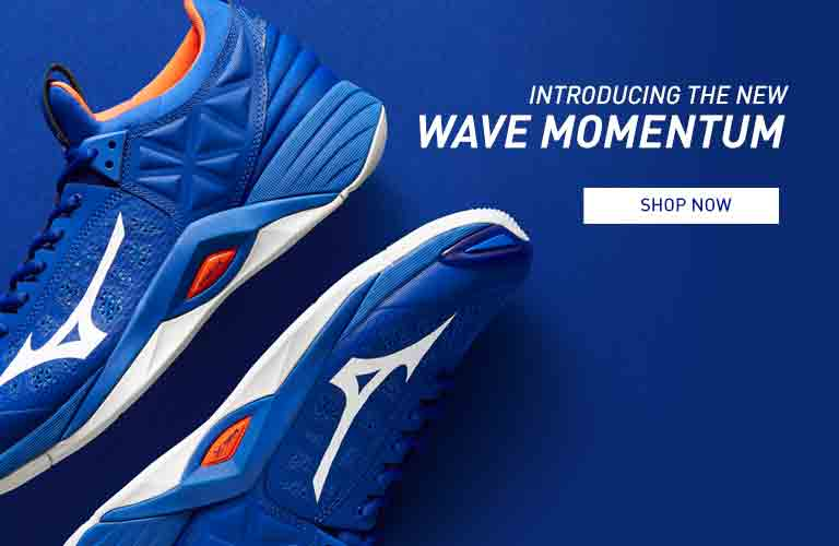 Wave Momentum, Volleyball Court Shoes | Mizuno U