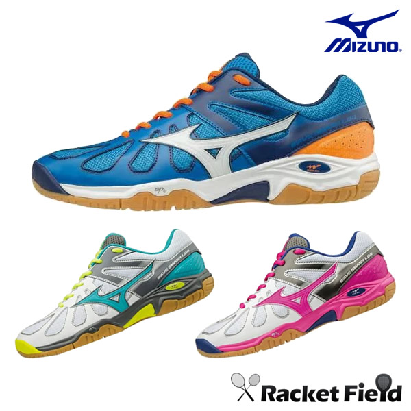 RACKETFIELD: Badminton shoes Mizuno Mizuno wave smash LO4 .