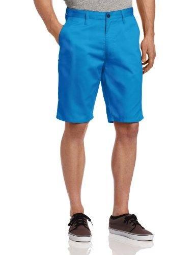 Volcom Men's Frickin Modern Chino Short, Atlantic Blue, 29 | Men .
