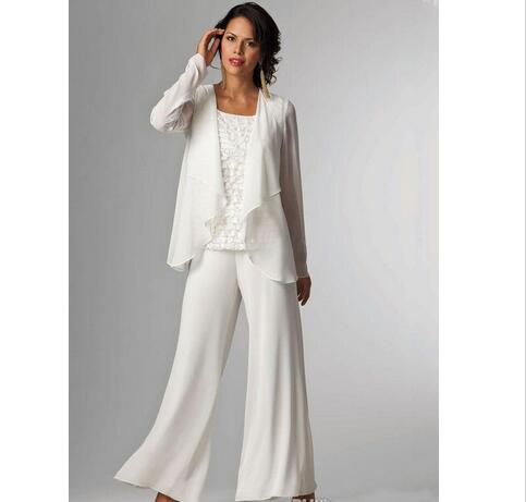 Chiffon Lady Mother Pants Suits Mother Of The Bride Groom Mother .