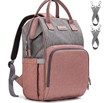Amazon.com : Diaper Bag Backpack Nappy Bag Upsimples Baby Bags for .