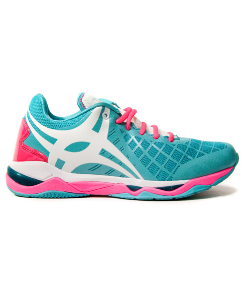 Gilbert Synergie Pro Adult Netball Trainers Aq