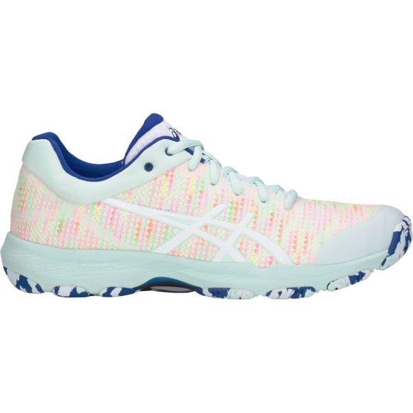 Asics Netburner Professional FF - Womens Netball Shoes - White .