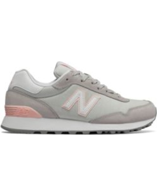Find the Best Deals on New Balance Gray/Pink Women's 515 Sneake