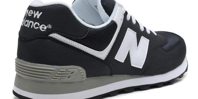 New Balance NB 574 Five Rings series White Black For Men shoes .
