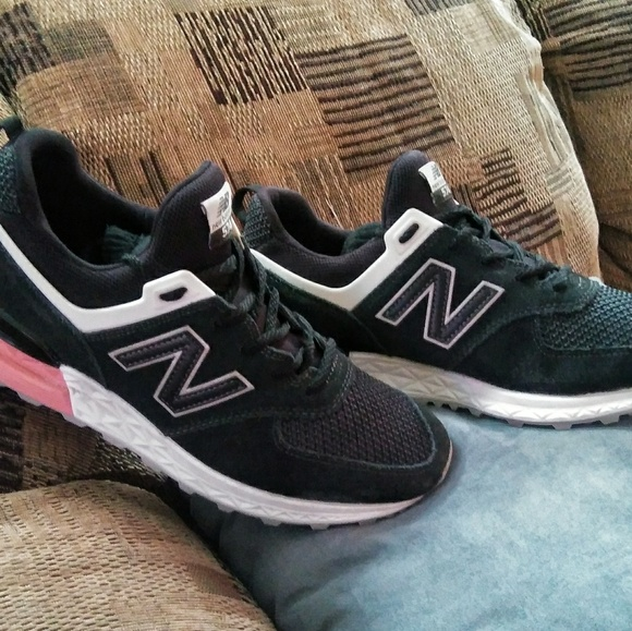 New Balance Shoes | Nb Mens 574 Sport Style Sneakers | Poshma