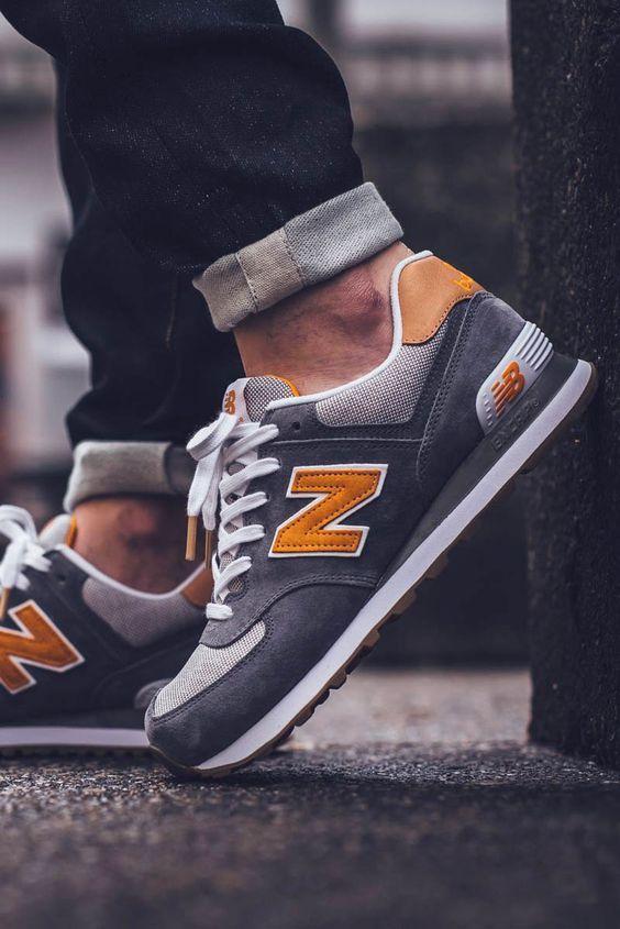 New Balance 574 shoes | Sneakers men fashion, Mens fashion sho