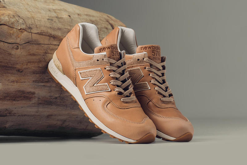 New Balance 576 Vegetable-Tanned Horween Leather | HYPEBEA