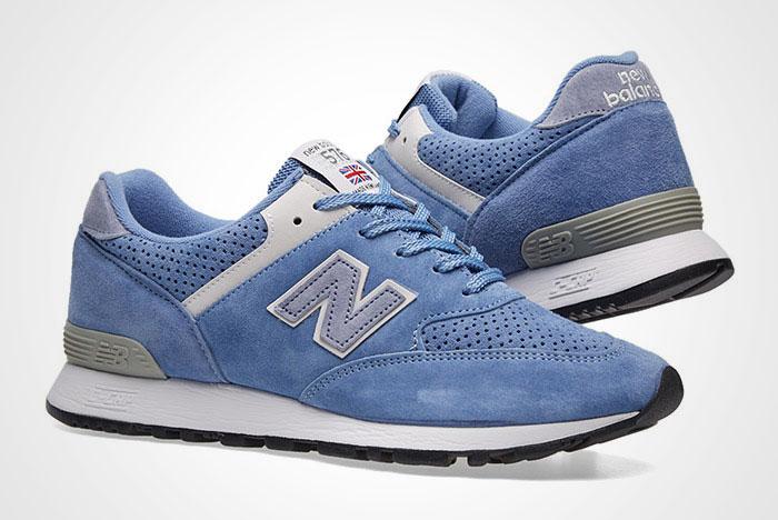 New Balance 576 Women's (Powder Blue) - Sneaker Freak