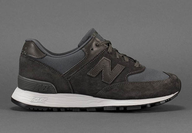 "New Balance 576 ""Charcoal"" - SneakerNews.c"