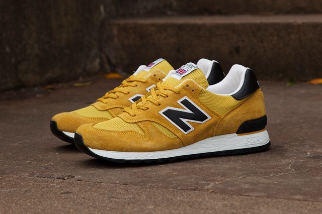NEW BALANCE 670 (BLACK AND YELLOW PACK) - Sneaker Freaker .