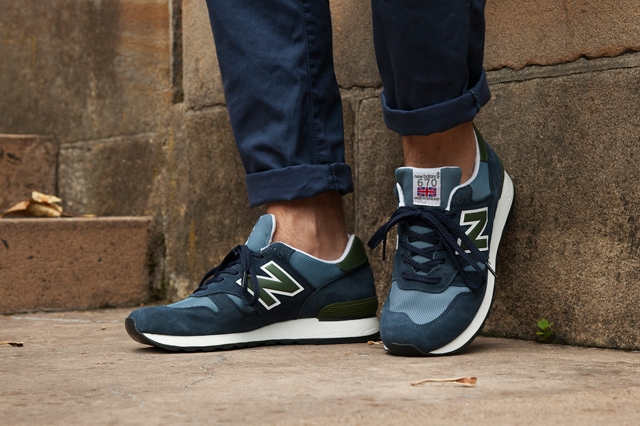 New Balance 670 Made In UK Holiday 2014 - Sneaker Freak