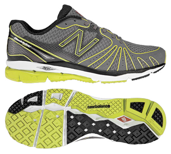 New Balance Baddeley 890 Running Shoe Review » Believe in the R