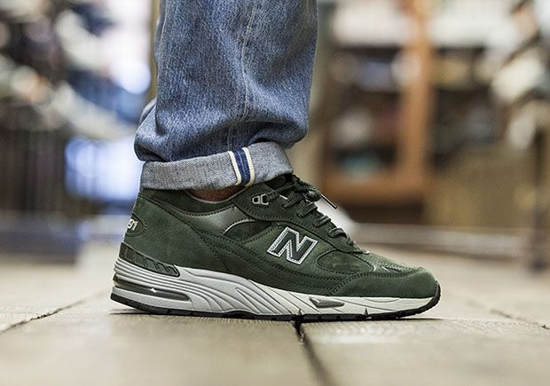 Hipsters In Their Mid-30s Rejoice - The New Balance 991 Is Back In .