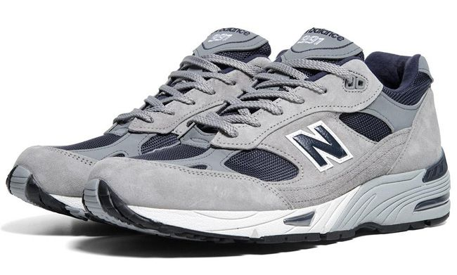 "New Balance 991 ""Made in USA"" 