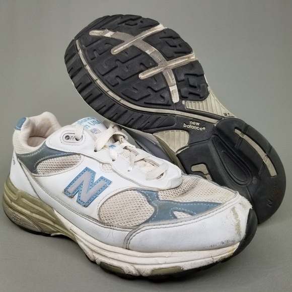 New Balance Shoes | 993 Made In Usa Blue W 75 D | Poshma