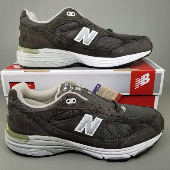 New Balance Shoes | 993 Made In Usa Running Green | Poshma