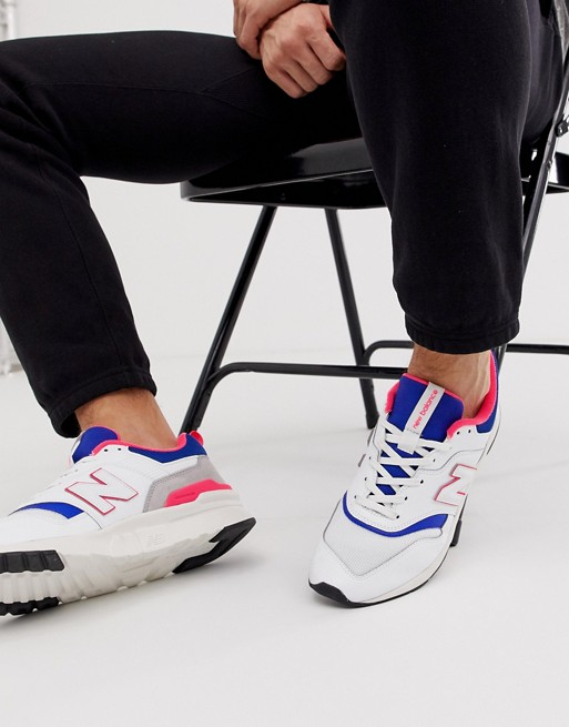 New Balance 997 Sneakers in white   AS