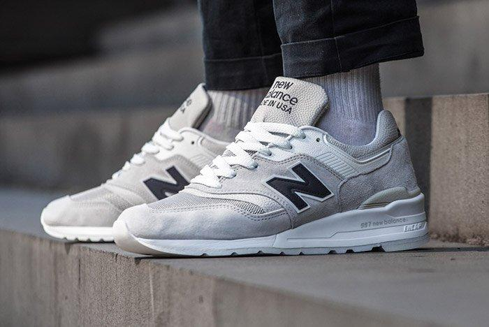New Balance 997 Made In USA (Off White) - Sneaker Freak