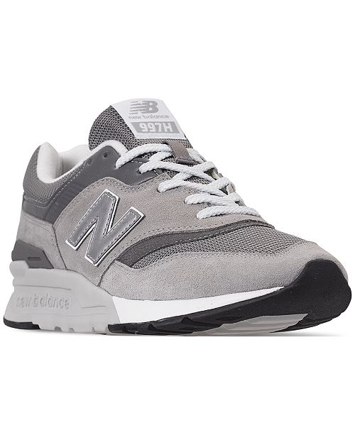 New Balance Men's 997 Casual Sneakers from Finish Line & Reviews .
