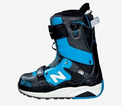686 x New Balance Snowboard Boot - Winter 2011   SneakerFil