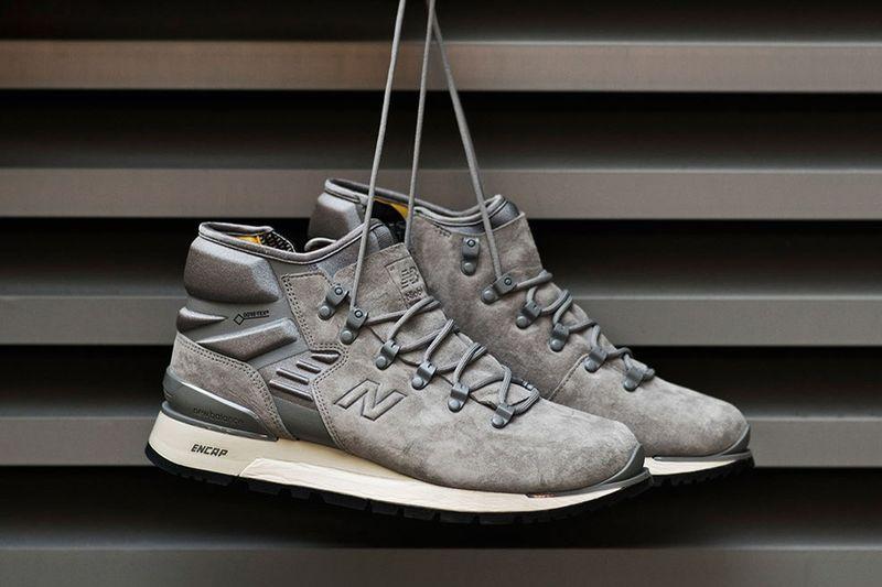 Modernized Hiking Boots : New Balance boo