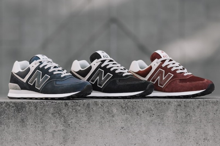 You Better Believe New Balance Revived its Classic 574 Sneakers .