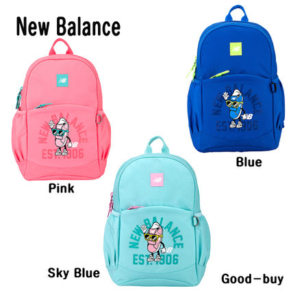Shop New Balance 2018-19AW Kids Girl Bags (NK8A8S401U) by GOOD-BUY .
