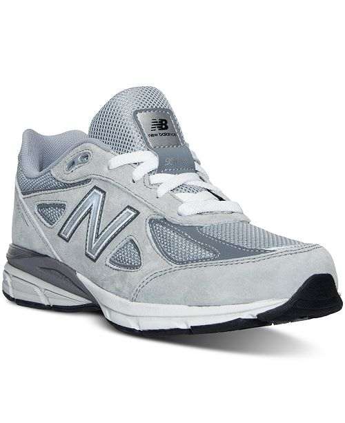New Balance Boys' 990 v4 Running Sneakers from Finish Line .