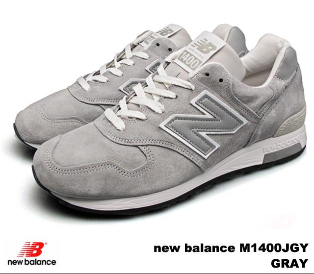 PREMIUM ONE: New Balance 1400 gray new balance M1400 JGY .