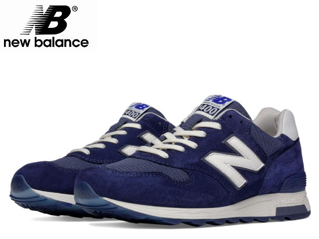 Face to Face: New Balance 1400 navy white men sneakers newbalance .