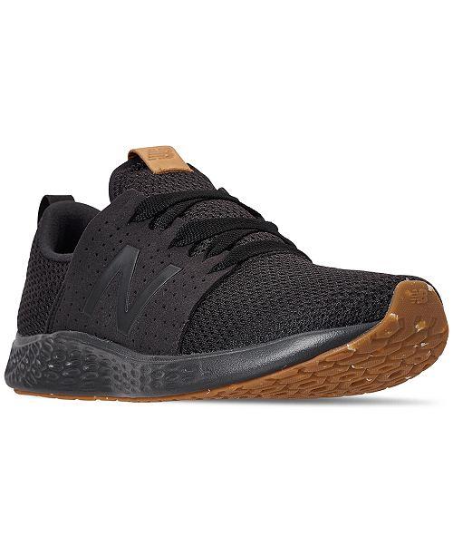 New Balance Men's Fresh Foam Sport Running Sneakers from Finish .