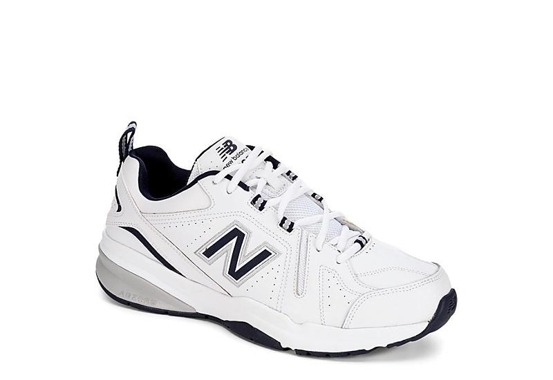 White New Balance Men's Mx608 Walking Shoes | Rack Room Sho