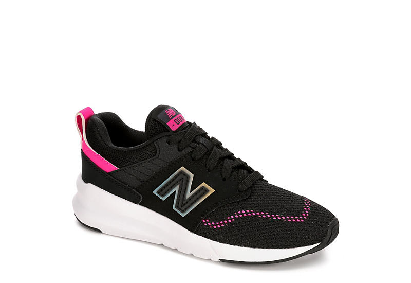 Black New Balance Girls 009 | Athletic | Rack Room Sho