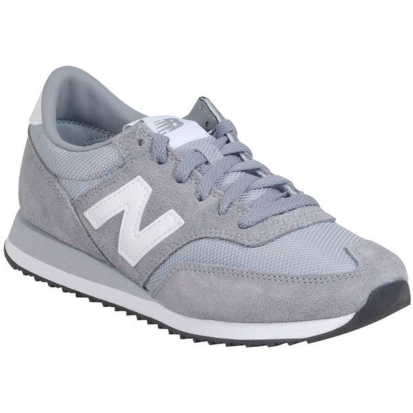 New Balance Women's 620 Capsule Core Sneaker found on Polyvore .
