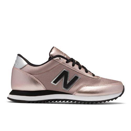 501 Ripple Sole Women's Running Classics Shoes - Pink/Black .