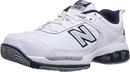 Amazon.com | New Balance Men's mc806 Tennis Shoe | Fashion Sneake